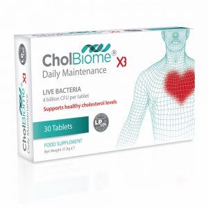 CholBiome холестерол
