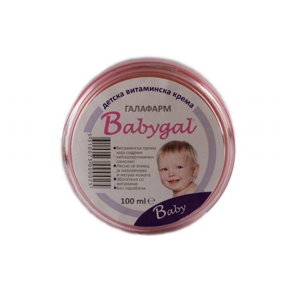 Babygal cream