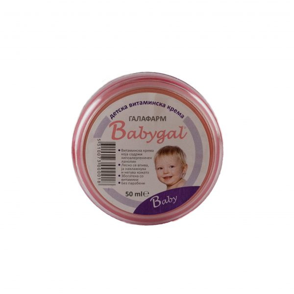 Babygal cream 50 ml