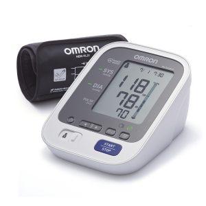 Автоматичен апарат за измерване на кръвно налягане M6 Comfort AFIB ОМРОН