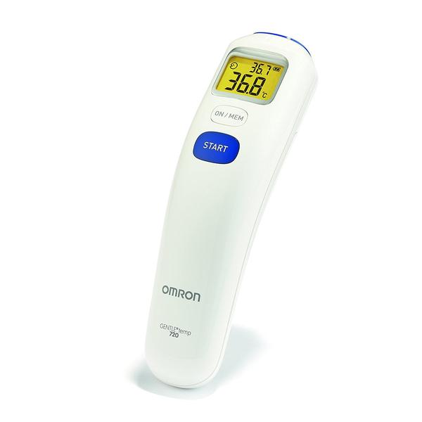 Цифров термометър за измерване в ухото Gentle Temp 720 ОМРОН